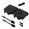 D-Sub, D-Shaped Connectors - Backshells, Hoods -- AE11002-ND