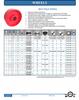 Ductile Steel Wheel -- W-6-DUC-9500