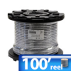 CONTROL CABLE 100ft 18AWG 5-COND FLEXIBLE UNSHIELDED -- V40170-100