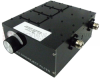 Tunable Band Reject Filter With N Female Connectors From 200 MHz to 400 MHz With a 1% Bandwidth -- SBRF-0200-0400-01-N -Image