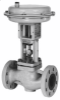Pneumatic Control Valve -- Type 3241-7 DWA ANSI
