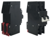 Hydraulic Magnetic 1-4 Pole, DIN Rail Circuit Breakers -- G Series