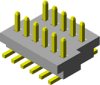 Micro Pitch Board-to-Board Systems Connectors -- BKT Series - Image