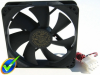Yate Loon High Speed 120mm Fan (40dBa, 88CFM) -- 17936 -- View Larger Image