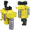 Control Reliable Double Valves With Dynamic Monitoring -- Series DM2 C,E