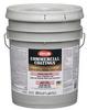 Krylon Commercial Coatings K2131 Bright White Semi-Gloss Latex Paint - 5 gal Pail - 02881 -- 075577-02881 -Image