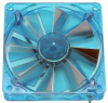 Aerocool Turbine 3000 UV Blue 120mm LED Fan -- 130900 -- View Larger Image