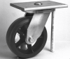 Series 9 Trailer Duty - Swivel Caster -- S9123R-SS