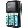 Lenmar 4 Hour AA/AAA AC/DC Battery Charger Output -- R2G804U