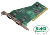 RS-232C Serial I/O Board -- COM-2CL-PCI