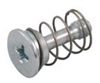 Captive Panel Screw-Tool only, Spinning Clinch Bolt, Self-retracting Spring - Unified -- SCBR-440-8-ZI-2 -Image
