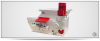 Single-Shaft Rotary Shredder -- VAZ 800