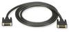Digital Visual Interface (DVI) Cable, DVI-D Male, Straight Hood/DVI-D Male, Straight Hood, 6-ft. (1.8-m) -- EVNDVI02-0006