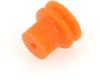 Delphi 15366065 GT 280 Series 1-Way Cable Seal, Orange, 22-20 GA -- 39035 -Image