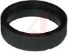 Black Plastic (Nylon 6/6) Mounting Nut -- 70186566