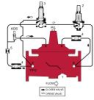 Ductile Iron Pressure Reducing and Sustaining Control Valve with Hydraulic Check Feature -- 912GD-01 - Image