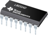 LM2524D Regulating Pulse Width Modulator -- LM2524DN/NOPB - Image