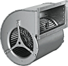 Centrifugal Forward Curved Fans, Dual Inlet -- D4E225-DH01-01 -Image