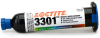 Henkel Loctite 3301 Light Cure Adhesive Clear 25 mL Syringe -- 19733