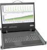 1U Rack-Mount Console with 19-in. LCD, Short-Depth; TAA Compliant -- B021-000-19-SH -- View Larger Image