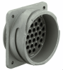 Front Panel Receptacle -- GR Series