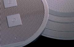 Ceramic vacuum chucks