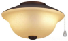 Surface Ceiling Fan Light -- LK20ASRB - Image