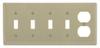Standard Wall Plate -- NP48I - Image