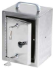 Narcotics Cabinet Small Stainless Steel Single Door/Dou.. -- 2712