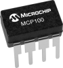 Microcontroller Supervisory Circuit with Push-Pull Output -- MCP100