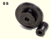 26mm PD Steel Spur Gears -- SS1-26-Image