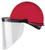 High-Performance Faceshield Frame - Dielectric frame for extended outdoor use, fits wide windows only, for standard caps > UOM - Each -- FM70 -- View Larger Image