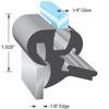 One-piece Locking Gasket -- LK1660