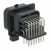 Rectangular Connectors - Headers, Male Pins -- A128975-ND -Image