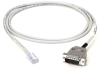 10ft T1 Cable DB15 Male to RJ48 Straight-Pinned -- ETNMSR03-0010 - Image