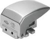 Pushbutton valve -- F-3-M5 -Image