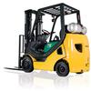 Electric Four Wheel Forklift, Komatsu -- BBX