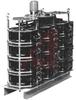 Transformer;Variable Ctrl;1 Phase, 3 Phase Open Delta;2.25A Io;0.47kVA;120V Vo -- 70120912