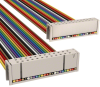 Rectangular Cable Assemblies -- M3AAK-2418R-ND -Image