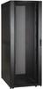 45U SmartRack Wide Standard-Depth Rack Enclosure Cabinet with doors & side panels -- SR45UBWD -- View Larger Image