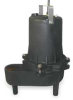 Submersible Sewage Pump,1/2 HP,1 Ph,115V -- 4CRE5