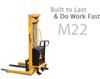 M -- M-22