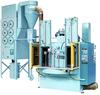 Rotary Index Shot Peening Machine