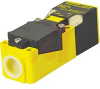 Sensor; Inductive Sensing Mode; 2-Wire AC/DC, NI20-CK40-AZ3X2-B3131 W/BS 2.1 -- 70035863 - Image