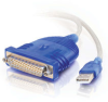 6ft USB Serial DB25 Adapter Cable -- 2403-22429-ADT - Image