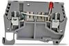 Terminal Block Socket: 12V LED, 24-12 AWG, gray, 50/pk -- DN-FE2L12