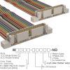 Rectangular Cable Assemblies -- M3WWK-3420K-ND -- View Larger Image