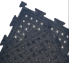 Drainage Rubber Matting Tiles