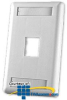 Legrand - Ortronics TracJack™ 1-Port Single Gang.. -- OR-40300549