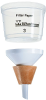 Filter cups with glass microfiber membra -- GO-29824-50 - Image